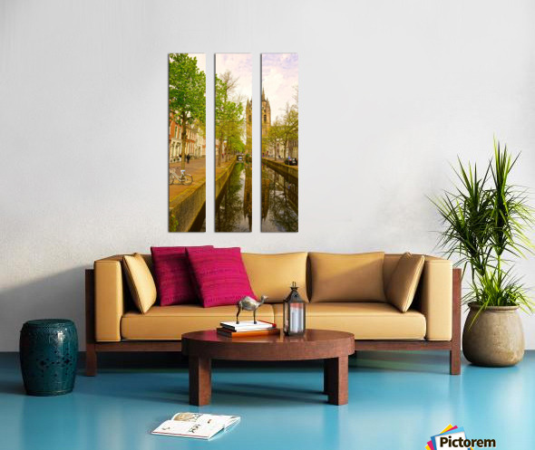 A Dream of the Netherlands 1 of 4 Split Canvas print