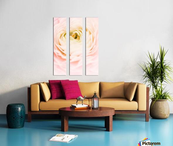 Daltana Spring Brill Split Canvas print