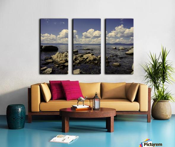 Majestic View Split Canvas print