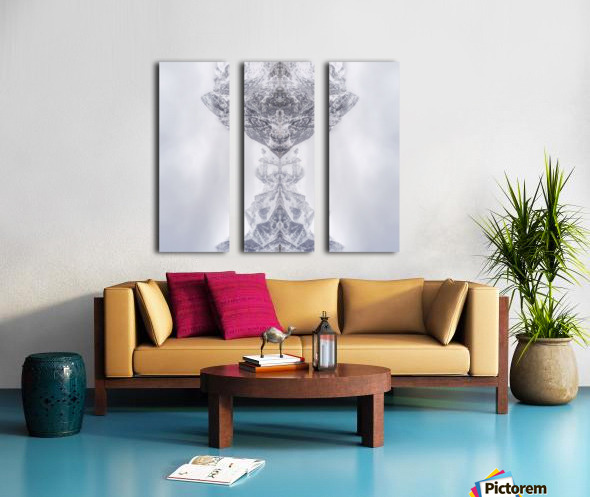 HIDDEN by Ignacio Palacios  Split Canvas print