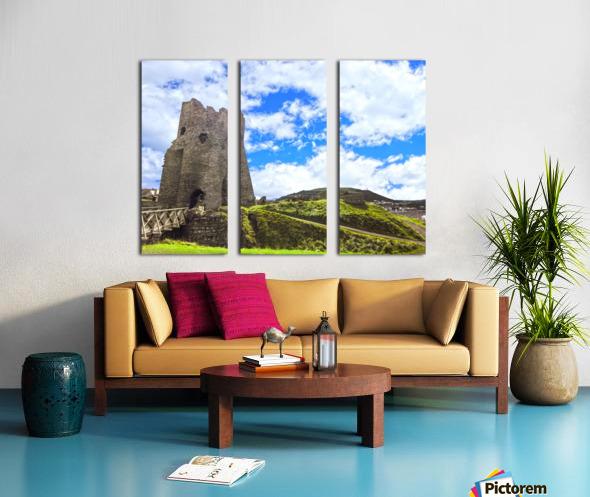 Wondrous Aberystwyth 3 of 5 Split Canvas print