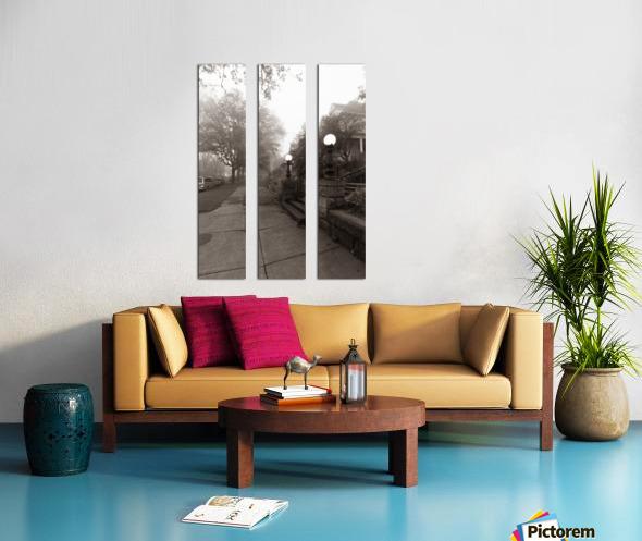 Vandergrift ap 2884 Split Canvas print