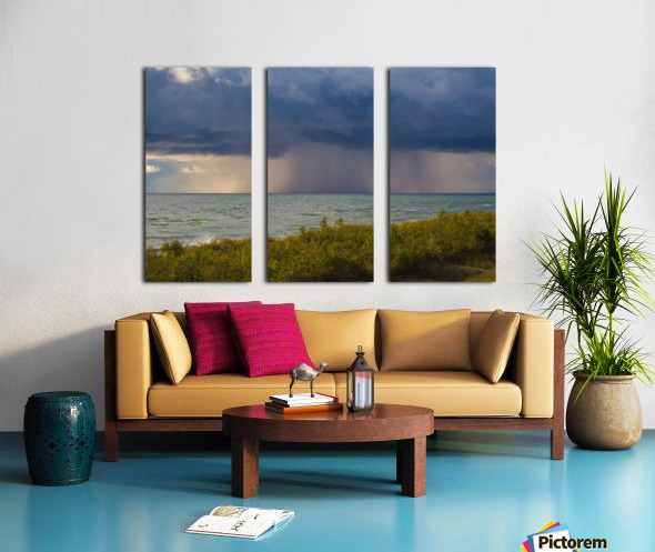 T Storm ap 2426 Split Canvas print