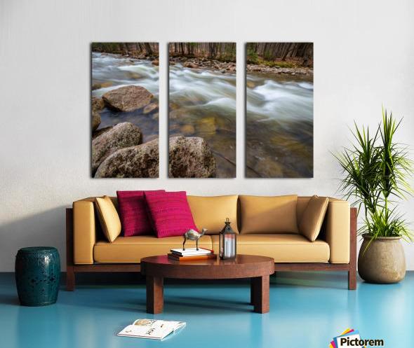 Rapids ap 2158 Split Canvas print