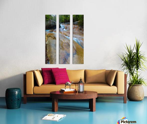 The Basin ap 2162 Split Canvas print