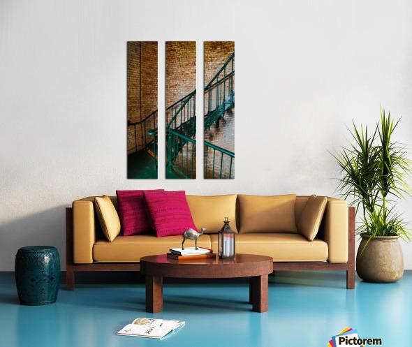 Interior Detail ap 2098 Split Canvas print
