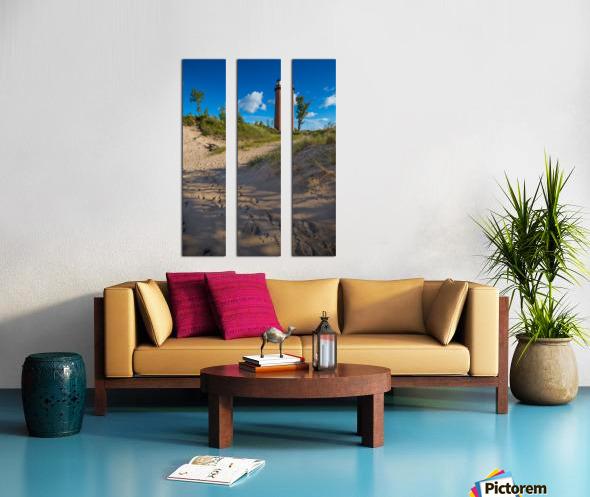 Little Sable ap 2442 Split Canvas print