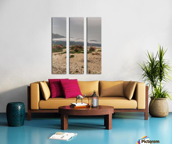 Albania Split Canvas print