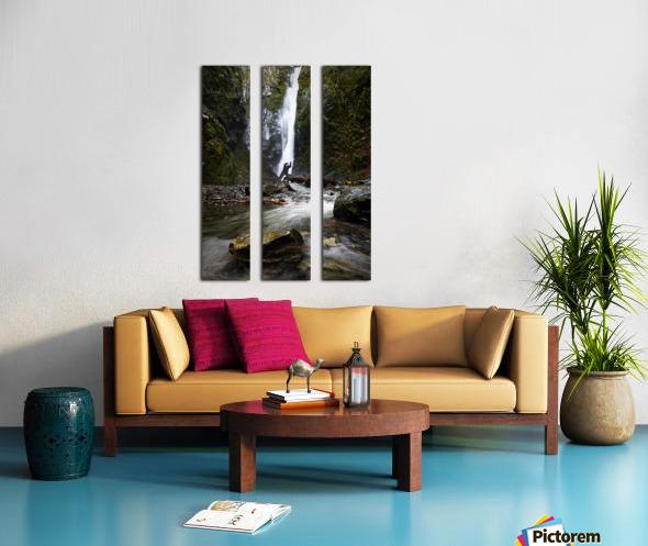 Niagara Falls Split Canvas print