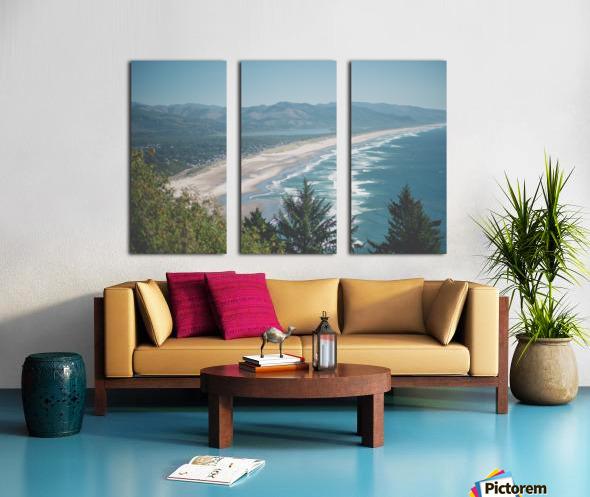 Neahkahnie Beach Split Canvas print