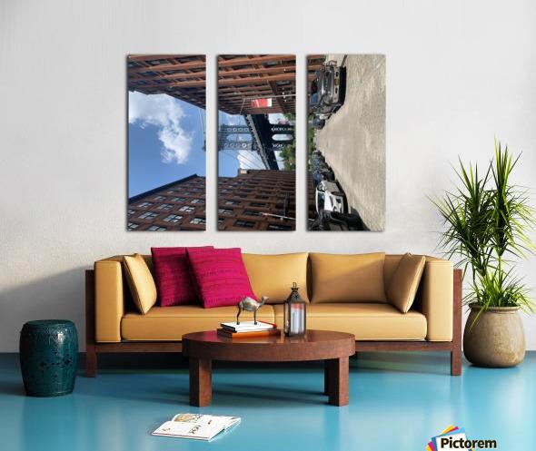 The Best of Dumbo Split Canvas print