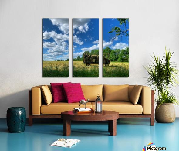 Farm Life  Split Canvas print