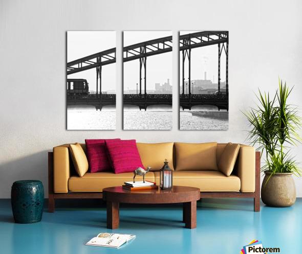 Austerlitz viaduct Toile Multi-Panneaux