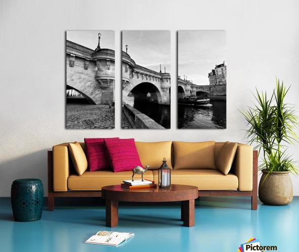 Pont Neuf Toile Multi-Panneaux