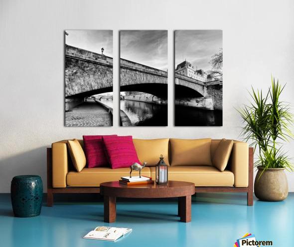 Petit pont  Toile Multi-Panneaux