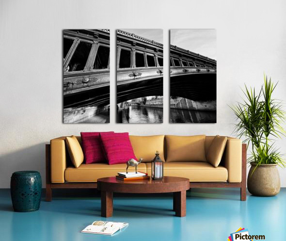 Pont au Double Toile Multi-Panneaux