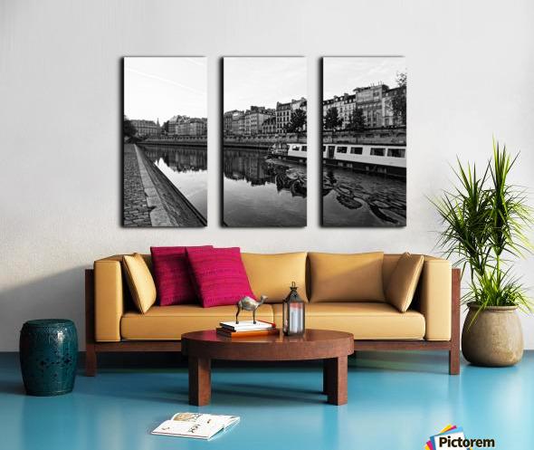 River cruise Toile Multi-Panneaux