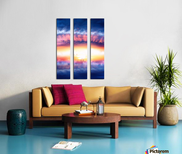 Dream Art IV Split Canvas print