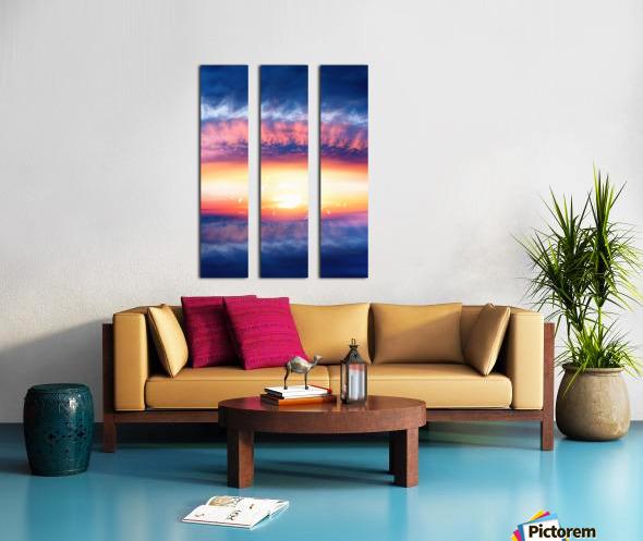 Dream Art III Split Canvas print