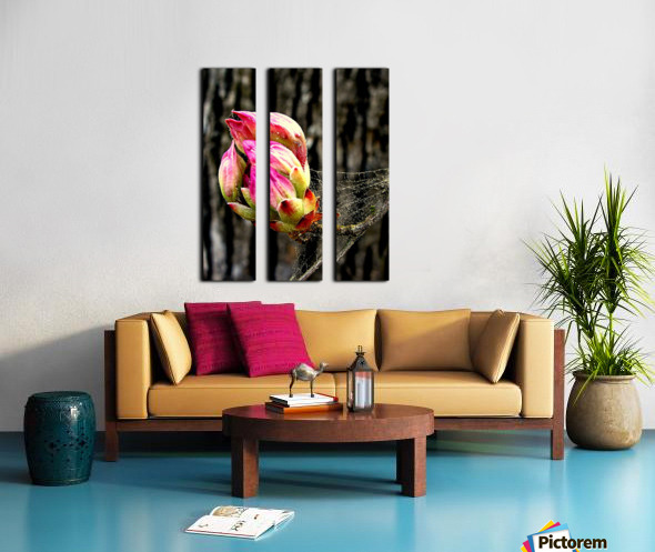 This Buds For You Split Canvas print
