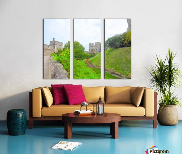 Windsor Castle 2 - Berkshire United Kingdom Split Canvas print