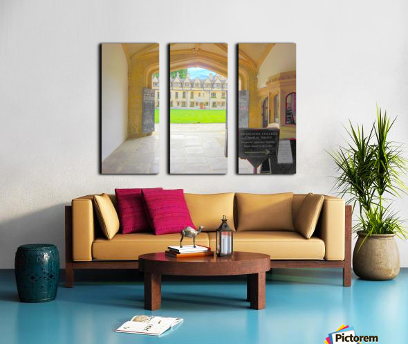 Snapshot in Time Presents a Visit to Oxford 4 of 8 Split Canvas print