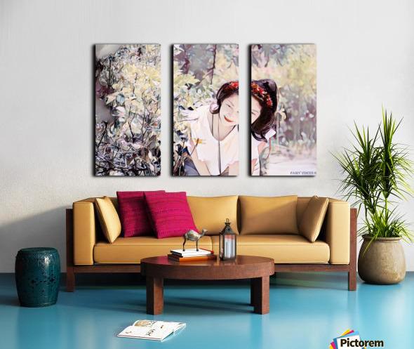 TELL ME MORE Art -Photo Collection  1-6 Split Canvas print