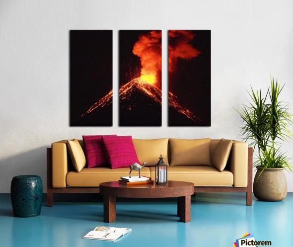 56B0F6BD FF51 47A5 90AD 8290F94BCA4D Split Canvas print