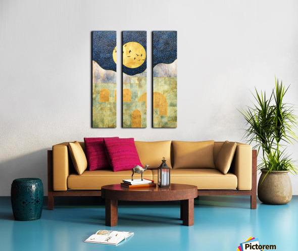 Dream Art XVII Split Canvas print