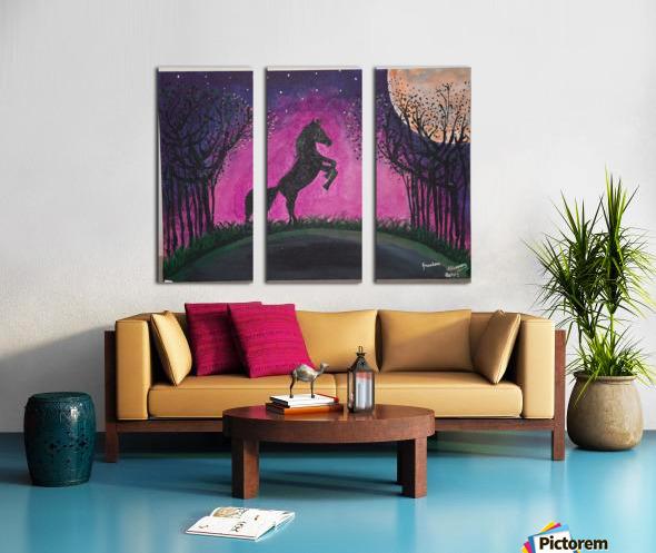 20210508 091504 Split Canvas print