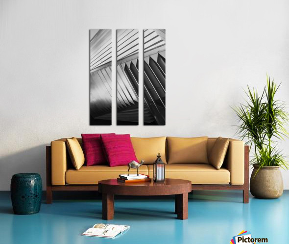 Every Which Way Split Canvas print