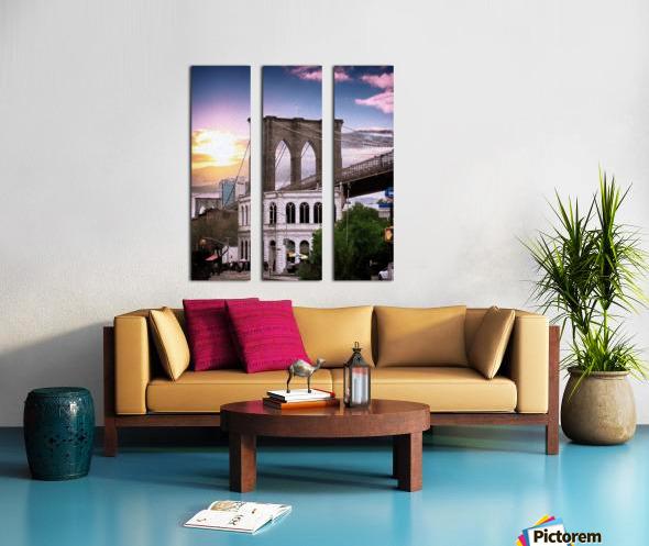 Dumbo Split Canvas print