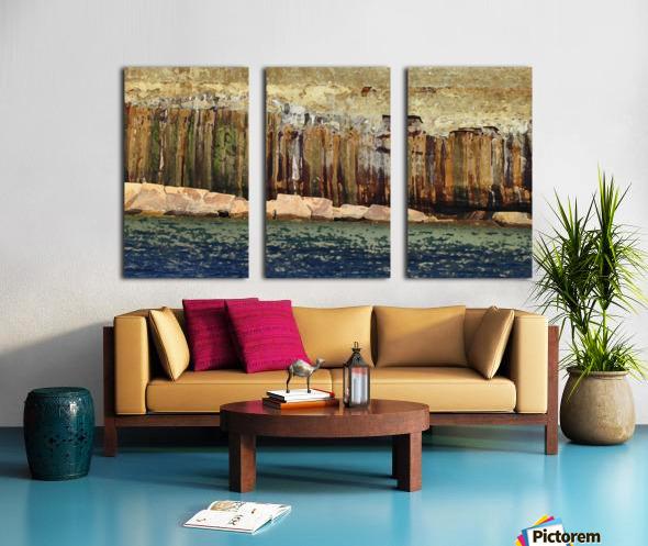 0195a Split Canvas print