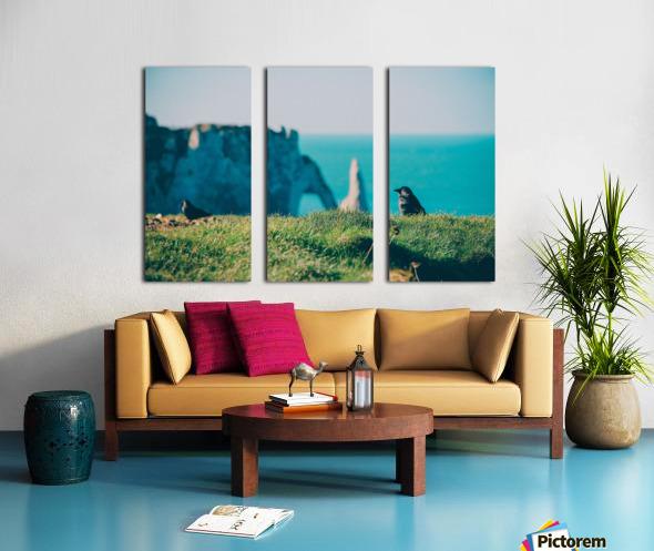Photobook 8167 Split Canvas print