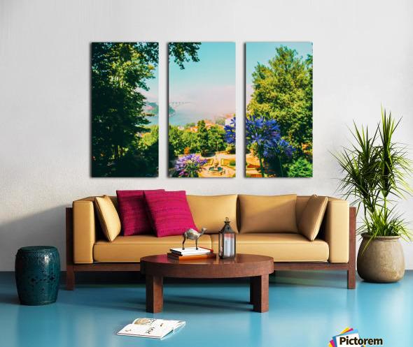 Photobook 7567 Split Canvas print