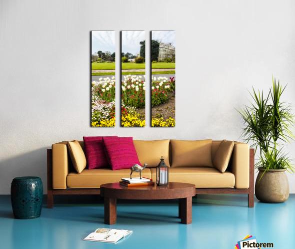Botanic Garden II Split Canvas print