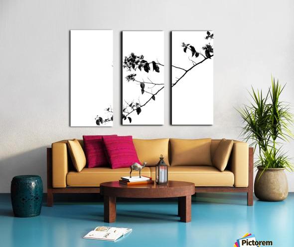 Tree Branch II Split Canvas print