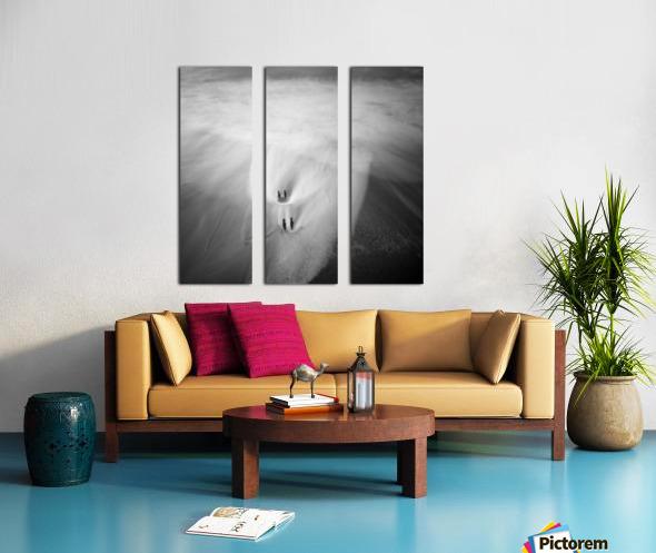190925 LR66 Panchro400 011A Split Canvas print