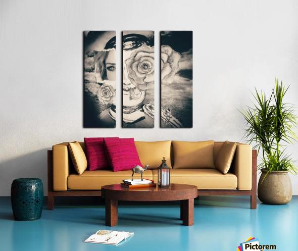 46E444B9 BDD4 4001 A1AD 3FE40A568B42 Split Canvas print