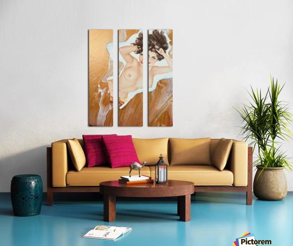 7C6DC906 3488 475E 940E 445A27A0C0E7 Split Canvas print