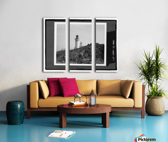 Anacapa Island Light Station, California Split Canvas print