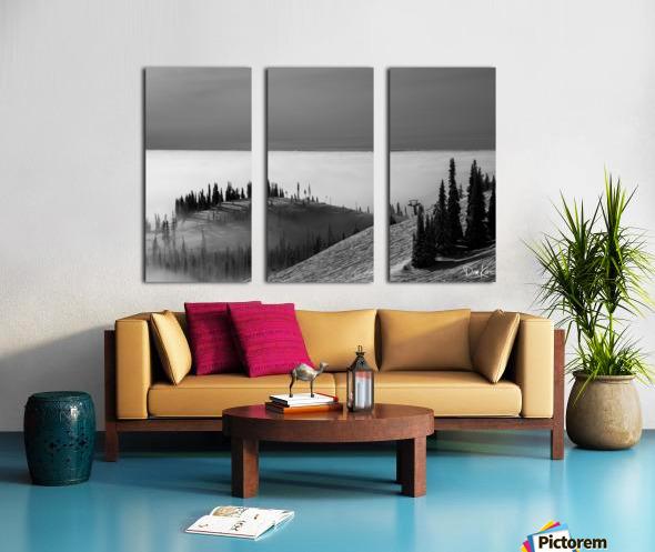 Dec 31 Print 1 Split Canvas print