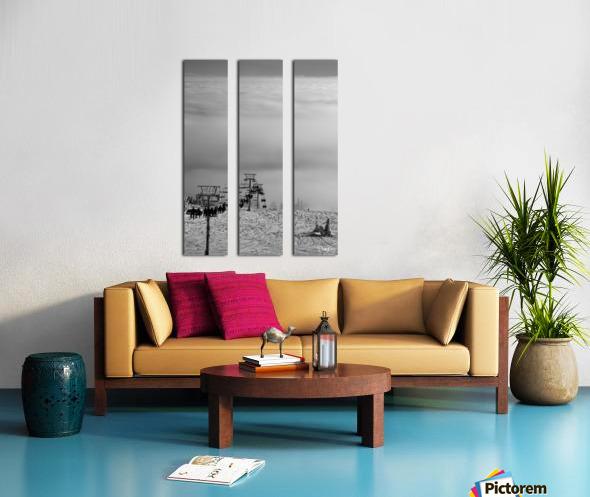 Chairway to Heaven Split Canvas print