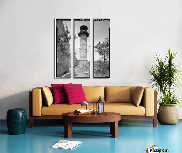 Monomoy-Point-Light-Station-2-Mass Split Canvas print