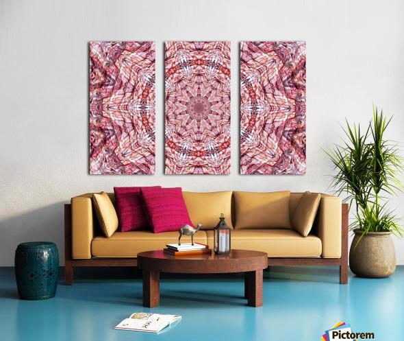 RA021 Split Canvas print