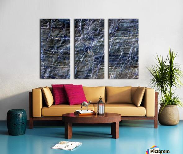 RA017 Split Canvas print