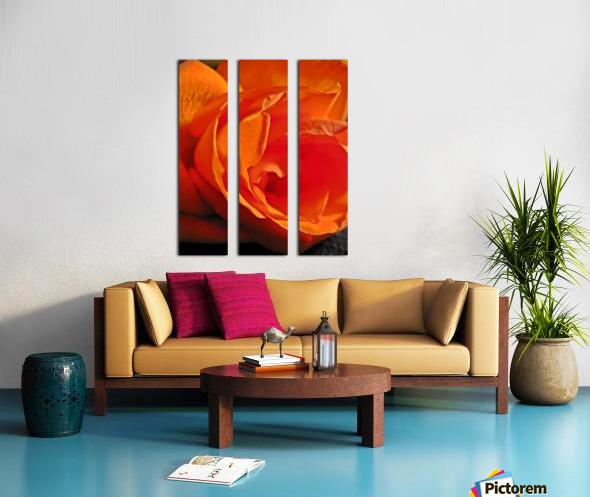 Passion Flower Toile Multi-Panneaux