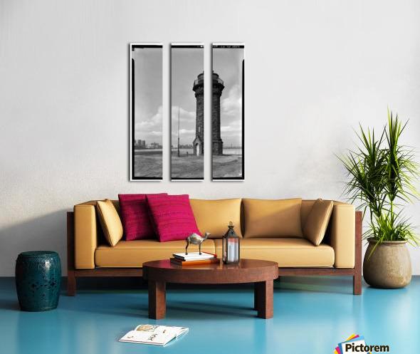 Welfare-Island-Lighthouse-NY Split Canvas print
