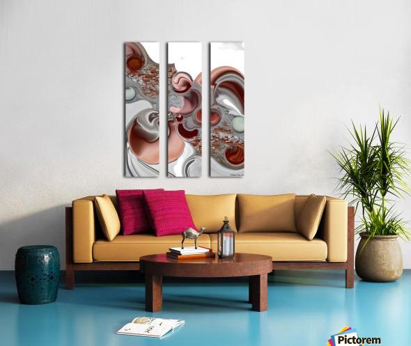 Hope of Life   Composition Split Canvas print