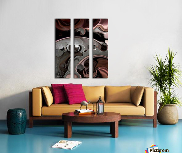 Metaphysical Feeling Split Canvas print